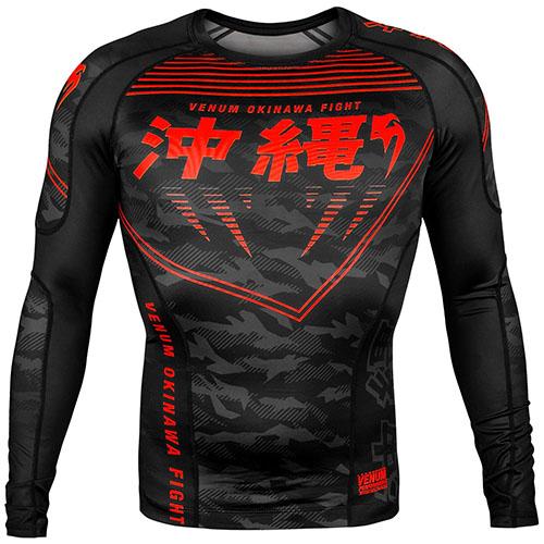 חולצת ראשגארד ונום Venum Okinawa 2.0 Rashguard