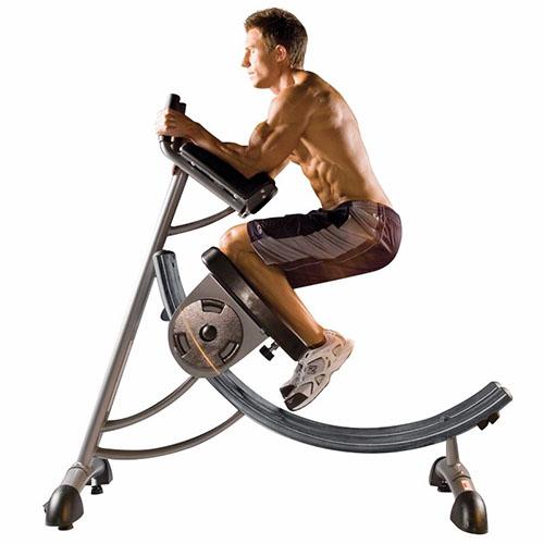 AB Coaster מכשיר בטן מתקדם