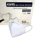 מארז 50 מסכות בתקן סינון KN95