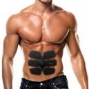 סט סימולטורים לאימון השרירים באיזור המותניים, הזרועות, הרגליים והבטן Body Fit + Abs Fit