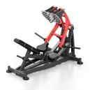 מתקן משקל חופשי מקצועי לחיצת רגליים MF-U013 צבע בורדו