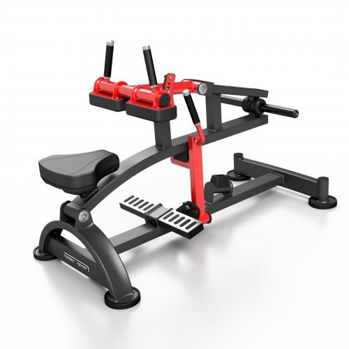 מתקן משקל חופשי לשריר התאומים בישיבה MF-U014 צבע שחור