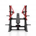 מתקן משקל חופשי מקצועי ללחיצת חזה בישיבה MF-U016 צבע שחור