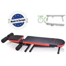 ספת כושר מתקפלת ומתכווננת Marbo sport דגם MH-L111