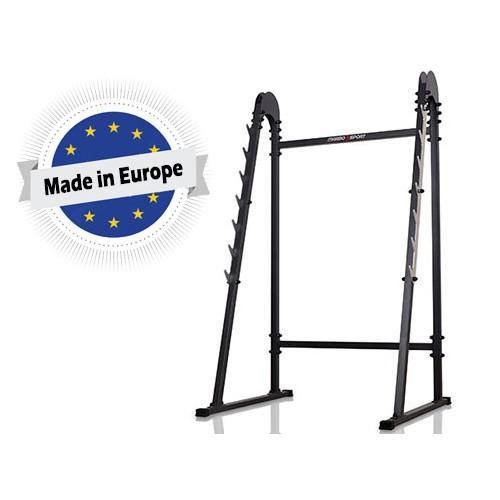מעמד למוט משקולות (כלוב משקולות) משולב Marbo sport דגם MH-S104