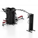 מגדל אימון 5 מכשירים במתקן אחד MP-T002 צבע שחור