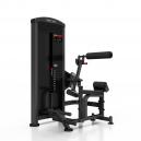 מתקן זוקפי גב מקצועי MP-U220 צבע שחור