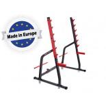 מעמד למוט משקולות וסקוואט מתכוונן Marbo Sport דגם MS-S107