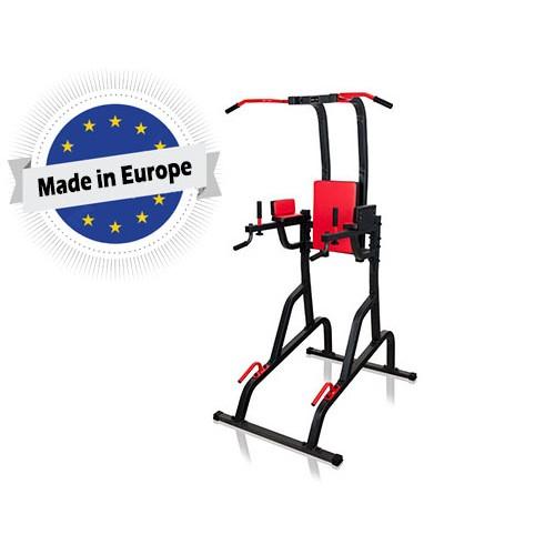 מתקן מתח ומקבילים מתכוונן עם אחיזות לשכיבות סמיכה חברת  Marbo sport דגם MS-U110