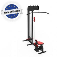 מתקן פולי עליון + פולי תחתון + מתקן חתירה חברת  Marbo Sport דגם MS-W101