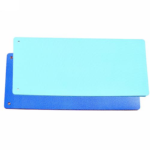 """מזרון אישי נתלה 140X60 ס""""מ עובי 1.5 ס""""מ כחול/בחול בהיר"""
