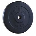 """צלחת משקולות עם ציפוי ABS עמיד בפני זעזועים 10 ק""""ג"""