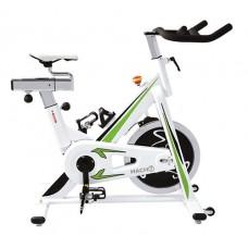 """אופני ספינינג חברת MACH 7 עם גלגל תנופה 22 ק""""ג"""