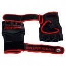 כפפות MMA מקצועיות מעור אמיתי Eclipse