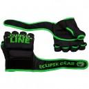 כפפות MMA מקצועיות מעור אמיתי עם תוספת ריפוד Eclipse