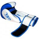 כפפות איגרוף מקצועיות מעור אמיתי Royal Blue