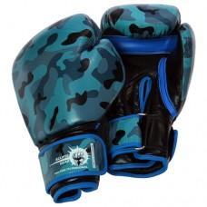 כפפות איגרוף מקצועיות מעור אמיתי Tayga