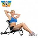 Total core 2 מכשיר כושר לבטן