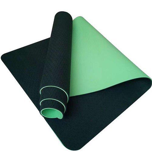 """מזרן יוגה מקצועי TPE דו צדדי בעובי 6 מ""""מ"""